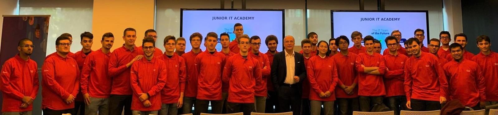 Open Day Junior IT Academy